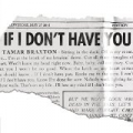 If I Don't Have You by Tamar Braxton