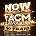 NOW That's What I Call ACM Awards 50 Years (50 Track Deluxe Edition) by Various artists