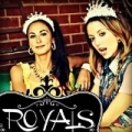 Royals (originally by Lorde) by Taryn Southern & Julia Price