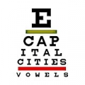 Vowels by Capital Cities