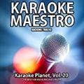 Karaoke Planet, Vol. 20 by Tommy Melody