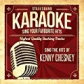 Sing The Hits Of Kenny Chesney by Stagesound Karaoke