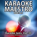 Karaoke Jams, Vol. 30 by Tommy Melody