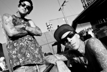 Travis Barker X Yelawolf