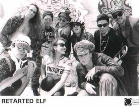 Retarted Elf