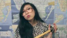 Awkwafina 'NYC B*tche$' music video