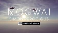 Mogwai 'Simon Ferocious' music video
