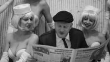 Flo Mega 'Hinter dem Burnout' music video