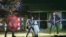 Kiss 'Rock and Roll All Nite' music video