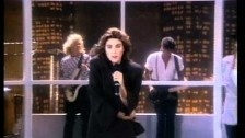 Laura Branigan 'Shattered Glass' music video