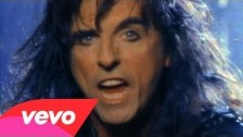 Alice Cooper 'Poison' music video