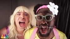 Jimmy Fallon 'Ew!' music video