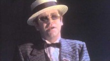 Elton John 'I Guess That's Why They Call It The Blues' music video