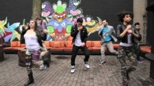 David Castro 'Beauty and a Beat' music video