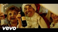 Train 'Merry Christmas Everybody' music video