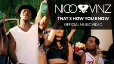 Nico & Vinz 'That's How You Know' music video