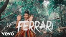 Yemi Alade 'Ferrari' music video
