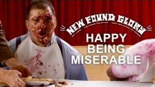 New Found Glory 'Happy Being Miserable' music video