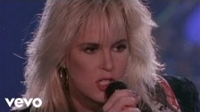 Lita Ford 'Dancing on the Edge' music video