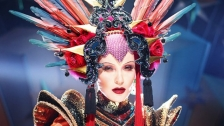 Daphne Guinness 'Evening In Space' music video