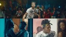 Reekado Banks 'Corner' music video