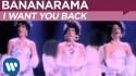 Bananarama 'I Want You Back' Music Video