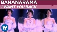 Bananarama 'I Want You Back' music video