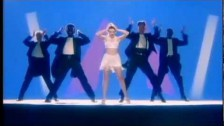 Kylie Minogue 'Wouldn't Change A Thing' music video