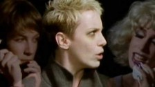 Eurythmics 'You Have Placed A Chill In My Heart' music video