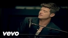 Robin Thicke 'Can U Believe' music video