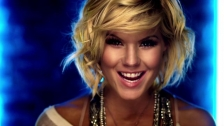 Kimberly Caldwell 'Desperate Girls & Stupid Boys' music video