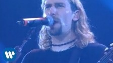 Nickelback 'Never Again' music video