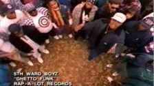 5th Ward Boyz 'Ghetto Funk' music video