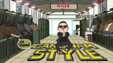 Psy 'Gangnam Style' music video
