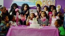 Princess Leela 'Pizza Party' music video