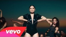 Jessie J 'Burnin' Up' music video