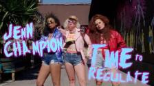 Jenn Champion 'Time to Regulate' music video