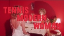 Tennis 'Modern Woman' music video