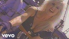 Lita Ford 'Larger Than Life' music video