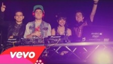 3BallMTY 'Quiero Bailar (All Through The Night)' music video