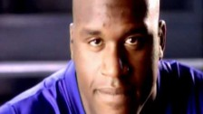 Shaquille O'Neal 'Biological Didn't Bother' music video