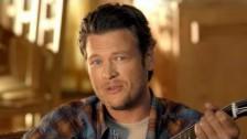 Blake Shelton 'Honey Bee' music video