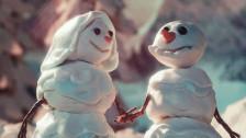 SIA 'Snowman' music video
