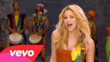 Shakira 'Waka Waka (This Time For Africa)' music video