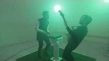 Clubz 'El Rollo' music video