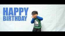 Gen Halilintar 'Happy Birthday Happy Grateful' music video