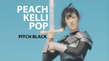 Peach Kelli Pop 'Pitch Black' music video