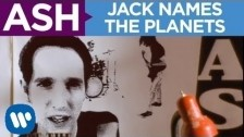 Ash 'Jack Names The Planets' music video