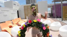 Perfume Genius 'Wreath' music video