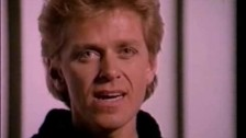 Peter Cetera 'The Glory of Love' music video